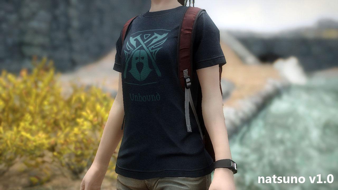 Natsuno Outfit