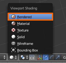 blender Environment Texture