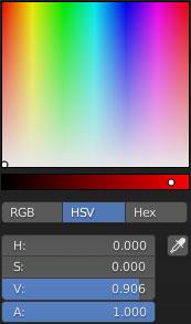 blender color picker