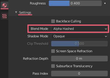blender Material Preview